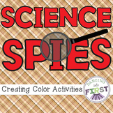 Science Spy Creating Color Activities