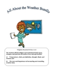 Science: Teaching Weather Bundle Unit