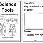 Science Tools  {A Question & Answer Early Science Reader}