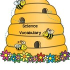 Science Vocabulary! Fun workpages and activites!