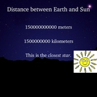 Scientific Notation (Astronomy)