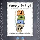 Scoop It Up! - An Addition and Subtraction Game