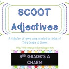 Scoot: Adjectives