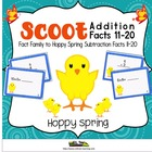 Scoot: Hoppy Spring Addition 11-20