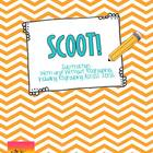 Scoot:  Subtraction Across Zeros {with and without regrouping]