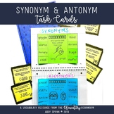 Scootin' Along with Synonyms and Antonyms {36 Synonym and