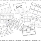Scott Foresman Kindergarten Reading Street Unit 2 Worksheets