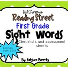 Scott Foresman Reading Street First Grade Sight Words Comm