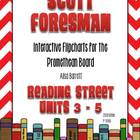 Scott Foresman Reading Street Interactive Flipcharts Set 2