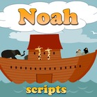 Scripts: Noah package (5 scripts, one PowerPoint))