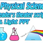 Scripts: Physical science reader's theater (4 scripts, 1 P