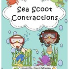 Contractions Sea Scoot Game (Set 1) L.2.2