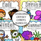 Seasonal Literacy Centers BUNDLED