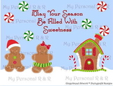 Seasonal Sweetness  Bulletin Board in a Bag