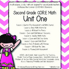 Second Grade CORE Math Unit 1