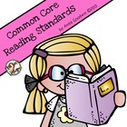 Second Grade Common Core List of Language Arts Standards