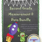 Second Grade Common Core: Measurement & Data Bundle:  Part 2