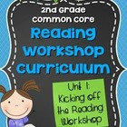 2nd Grade Reading Workshop Curriculum:  Unit 1 {Intro to R