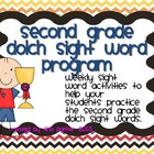 Second Grade Dolch Sight Word Program
