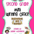 Second Grade Mini Writing Office
