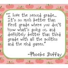 Second Grade Quote