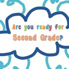Second Grade Readiness Self-Reflection