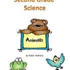 Second Grade Science Animals