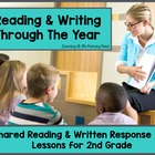 Second Grade Shared Reading and Written Response Curriculum