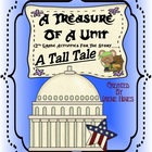 A Treasure Of A Unit For 2nd Grade : A Tall Tale ~ {Common Core}