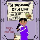 A Treasure Of A Unit For 2nd Grade : One Grain Of Rice ~ {