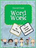 Second Grade Word Work