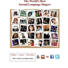 Second Language Singers Activity Book