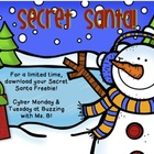 Secret Santa Freebie! Cyber Monday & Tuesday free download