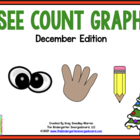 See, Count, Tally And Graph Winter Edition!  A Common Core