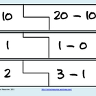 Self Correcting Puzzle - Basic Subtraction 0-20