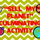 Sell My Planet Project