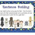Sentence Building - Star Wars (Common Core)