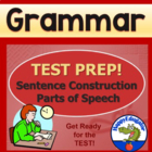 Sentence Construction PowerPoint for Test Prep