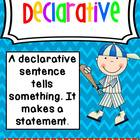 Sentence Mania! Understanding the 4 Types of Sentences