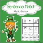 Sentence Match {March Edition}