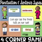 Sentence Shuffle - Ending Punctuation and Types of Sentences