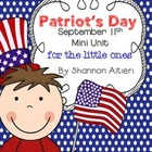 September 11th Mini Unit/Patriot's Day