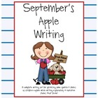September Apple Writing for Explanatory & Narrative Storie