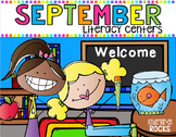 September Literacy Centers Kindergarten