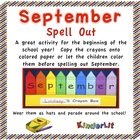 September Spell Out