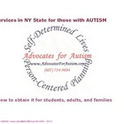 Services in NY State for Autism