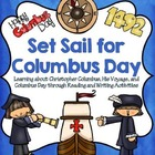 Set Sail for Columbus Day: CCSS ELA/ Social Studies Unit G