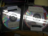 Set of 2 Math CD-Roms