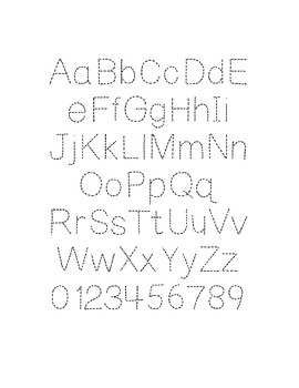 Set of 7 Fonts for Commercial Use