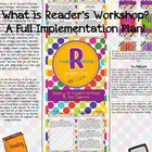 Setting Up Reader's Workshop: A Full Implementation Plan